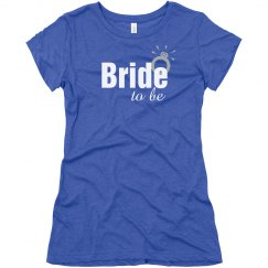 Bride To Be Ring Tee